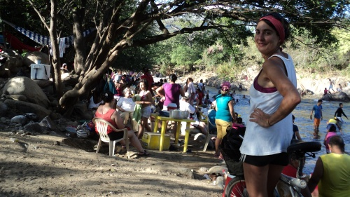 Domingo a orillas del Guatapurí, Valledupar, Colombia, 2012