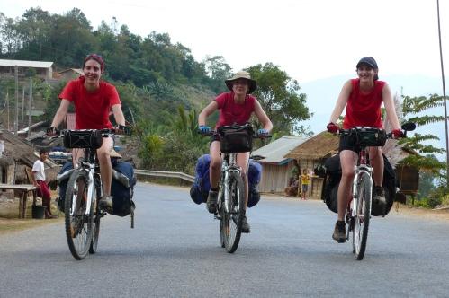 Laos, 2007