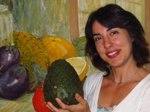 Les presento a la guanábana colombiana