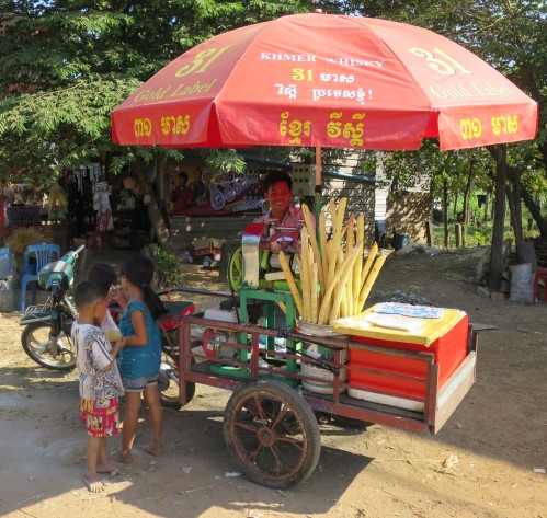 Savey Leu, Camboya