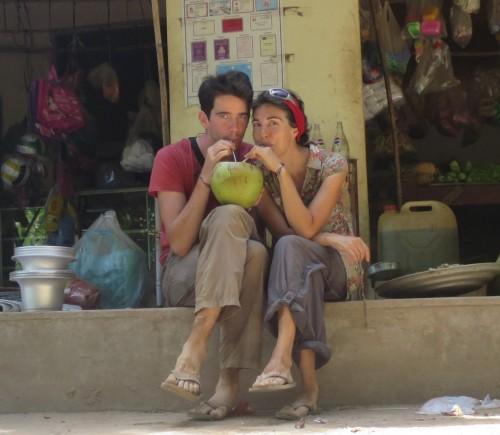 Kampong Cham, Camboya, 2014