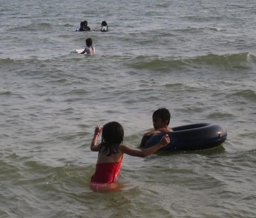 Playa de Kep, Camboya