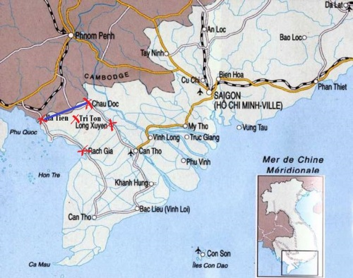 mapa delta mekong I 1 bueno