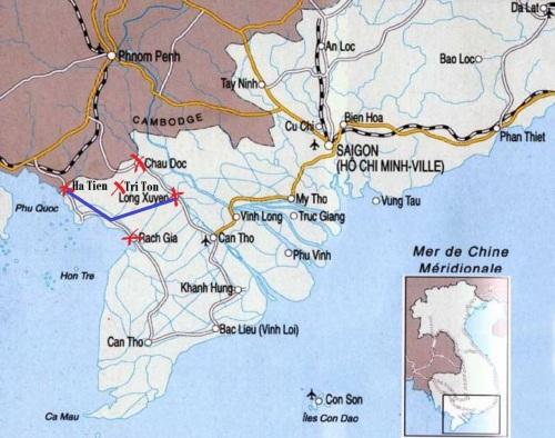 mapa delta mekong I 3
