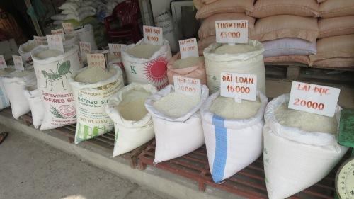 ¿Qué clase de arroz quieres?