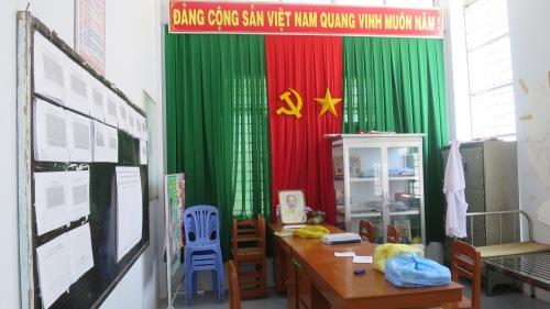 Al menos veo qué aspecto tiene por dentro... ¿Les había contado que en Vietnam gobierna un partido comunista?